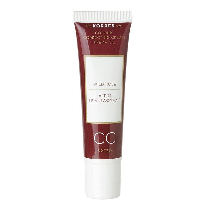 CC Cream Rosa Salvaje de Korres: productos cosmética natural