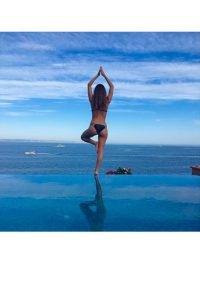 Celebrities que practican yoga
