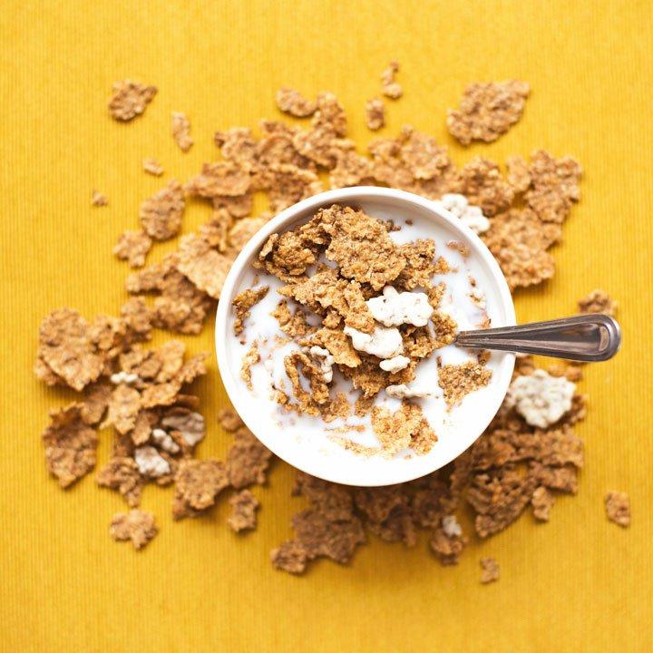Cereales: alimentos caída cabello