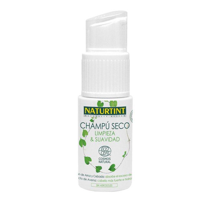 Champú Seco Eco de Naturtint: productos cosmética natural