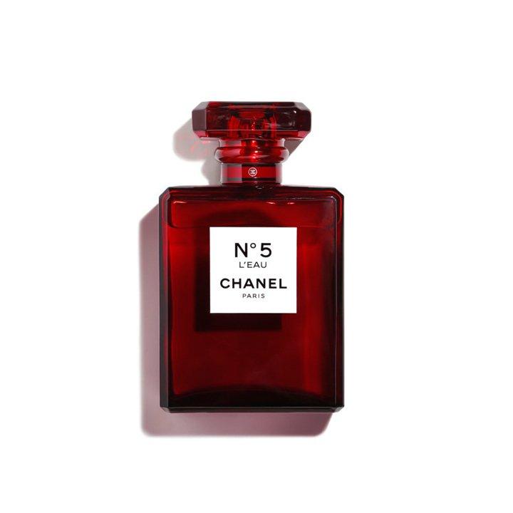 L'Eau De Toilette Nº 5 Edición Limitada de Chanel: ediciones navideñas beauty