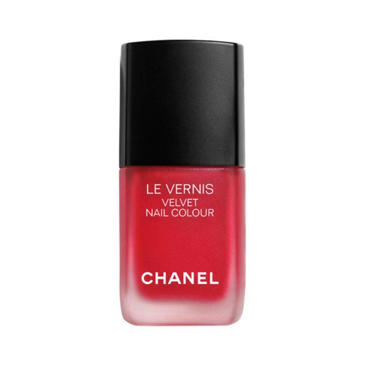 Le Vernis Velvet Nail Colour de Chanel: novedades beauty otoño 2018