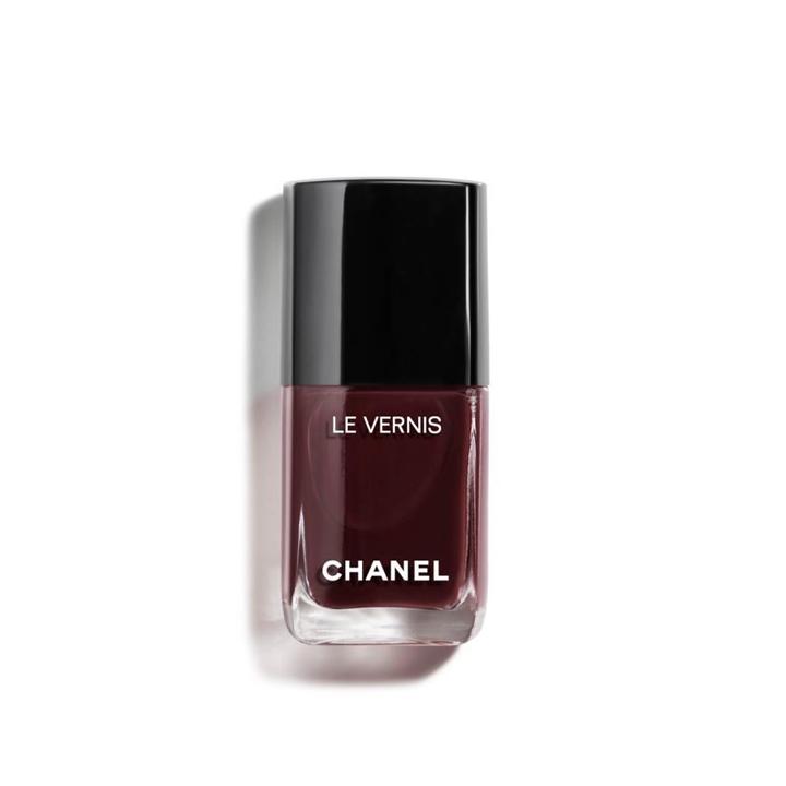 Esmalte Le Vernis Rouge Noir de Chanel: productos de belleza más vendidos