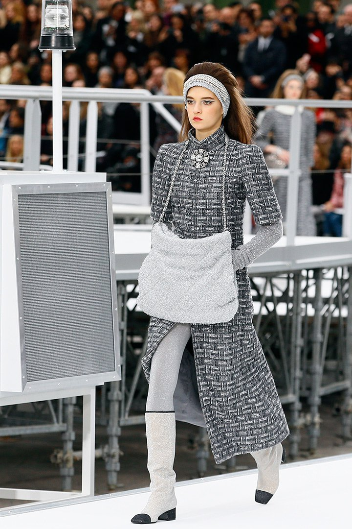 Chanel Paris Fashion Week FW 2017