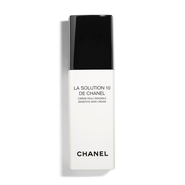 Crema La Solution 10 de Chanel: productos piel sensible