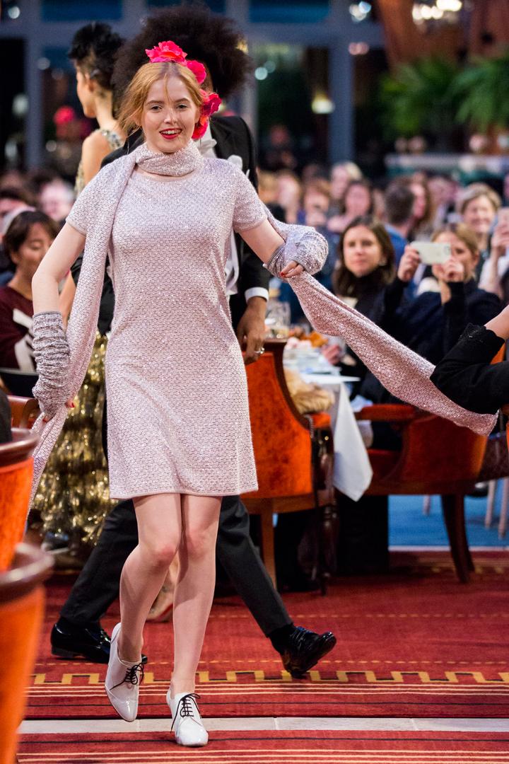 desfile #ParisCosmopolite de Métiers d'Art de Chanel 18