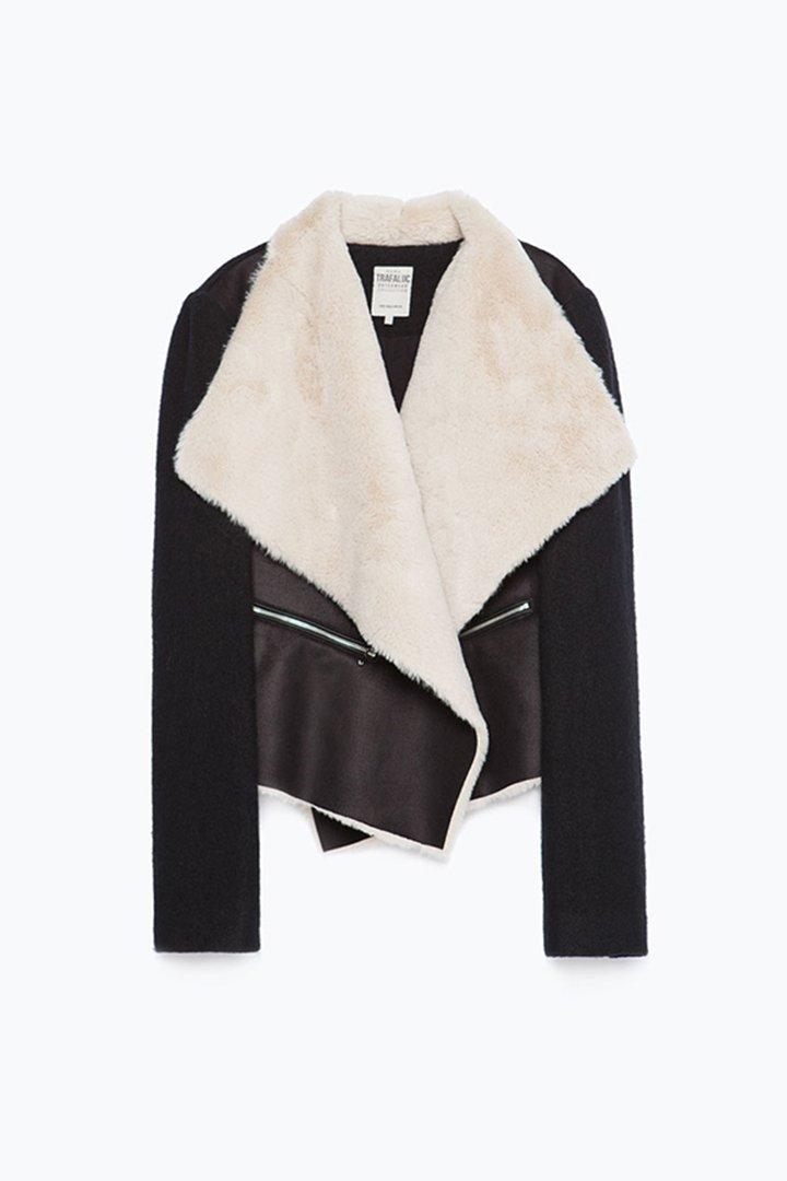 Chaquetas para los primeros fríos Zara