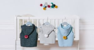 Los productos para la llegada del recién nacido