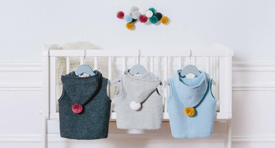 chaquetas bebés