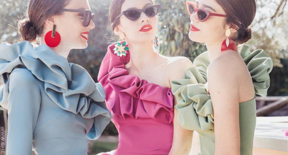 60 vestidos de invitada para verano - StyleLovely