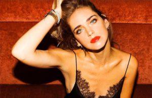 El beauty look de Chiara Ferragni con 4 productos
