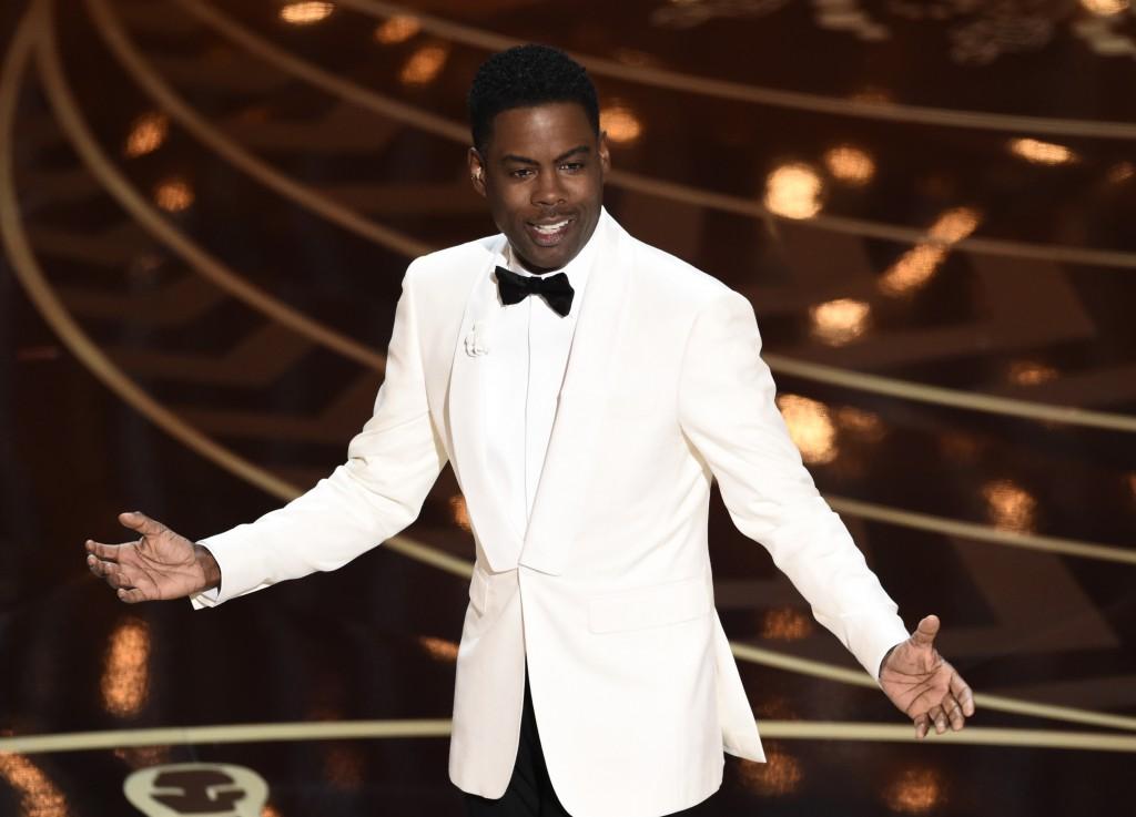 Chris Rock durante la gala de Los Oscar 2016 © GtresOnline