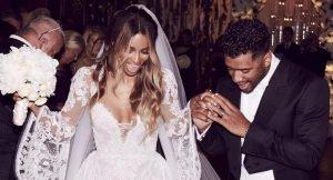 Ciara y Russell Wilson se han casado
