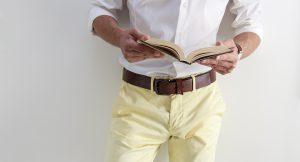 El cinturón, el accesorio que nunca pasa de moda