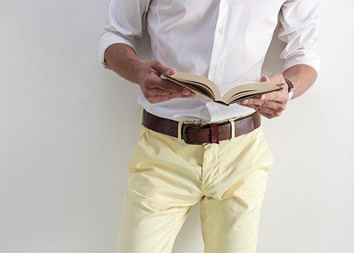 cinturon guia como usarlo
