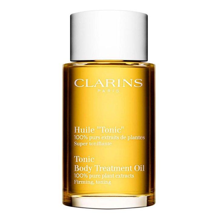 Aceite Tonic de Clarins: productos mamás neceser