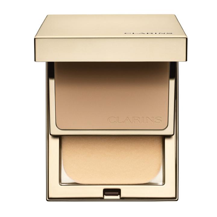Base de maquillaje Everlasting Compacto de Clarins: productos maquillaje duradero