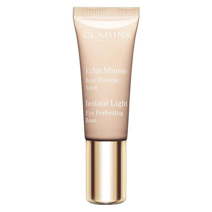 Eclat Minute para Ojos de Clarins: productos maquillaje con gafas