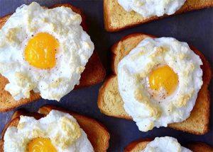 """Los """"cloud eggs"""" son la nueva obsesión para los amantes del """"brunch"""""""