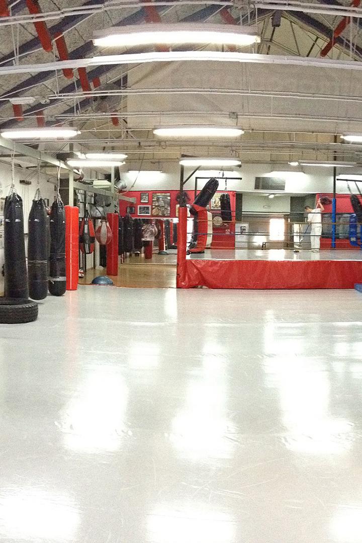 sitios para practicar boxeo