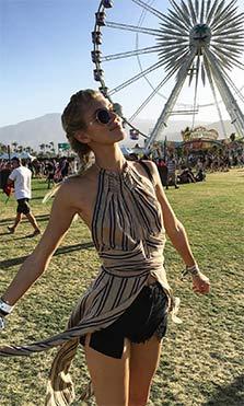 Coachella 2016: las it girls no se lo pierden
