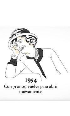 La historia de Coco Chanel