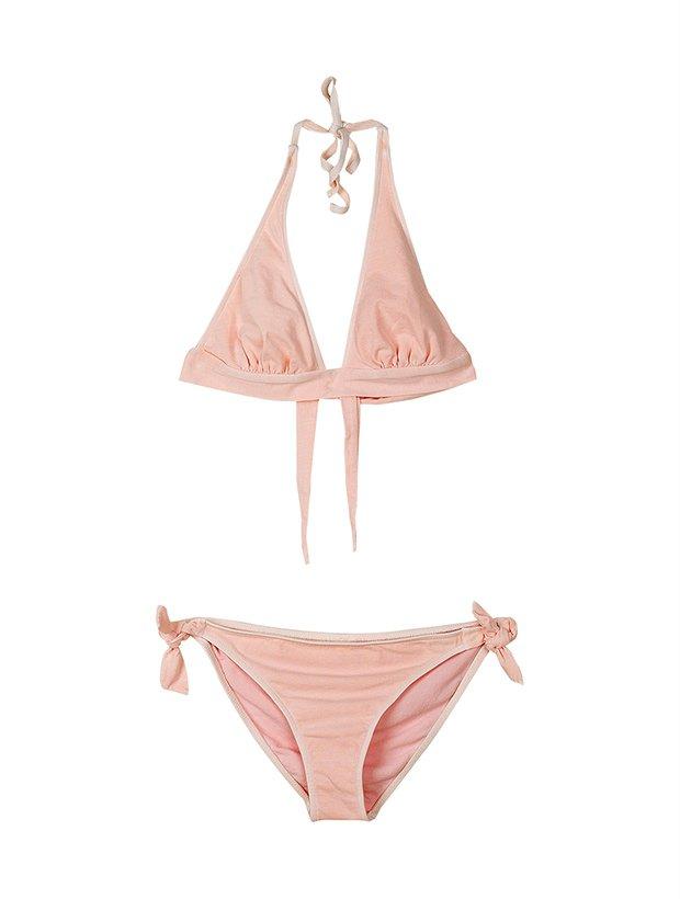 Bikini rosa de la Colección Primavera Verano 2019 de Indi&Cold