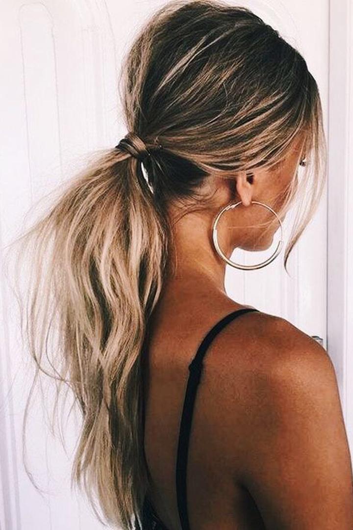 peinados fin de semana