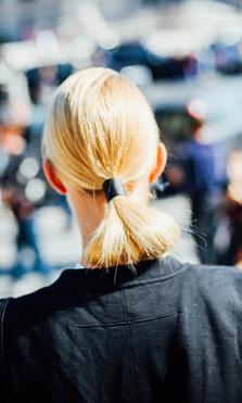 Peinados: recogidos y trenzas para el verano