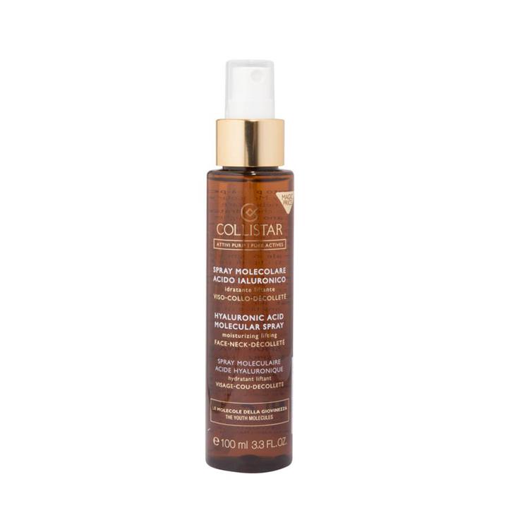 Spray Molecular Ácido Hialurónico de Collistar: productos belleza menos de 30