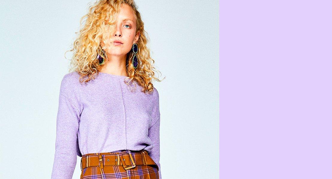 Tendencia color lila