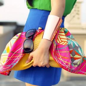 Un verano lleno de color