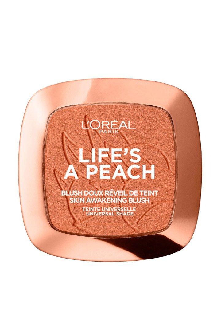 Colorete de L'Oreal: Look beauty cannes 2018