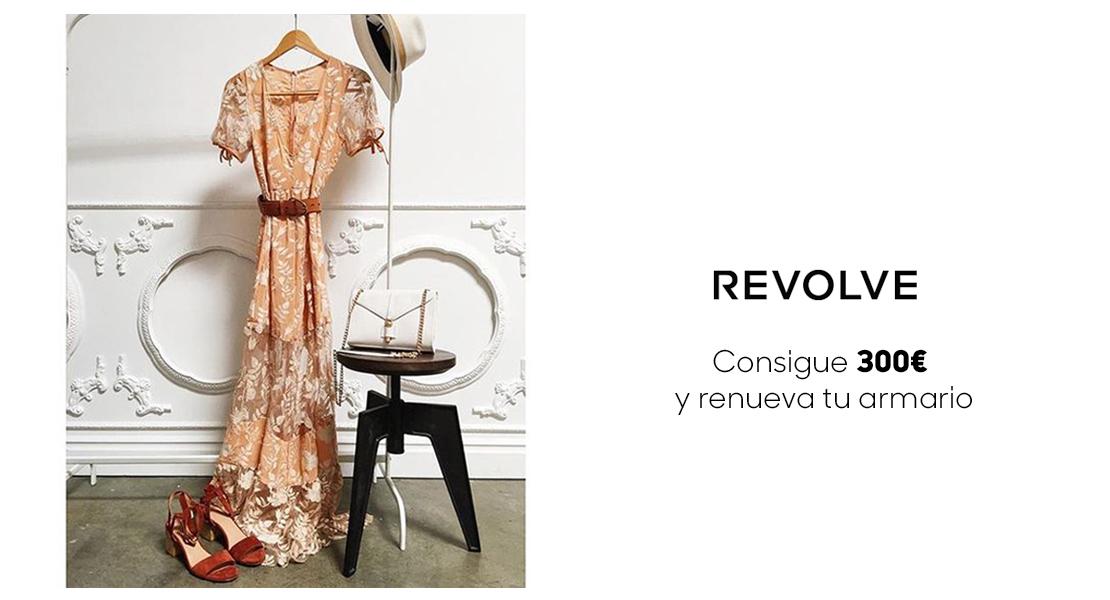Revolve Clothing: Gana una tarjeta regalo de 300€
