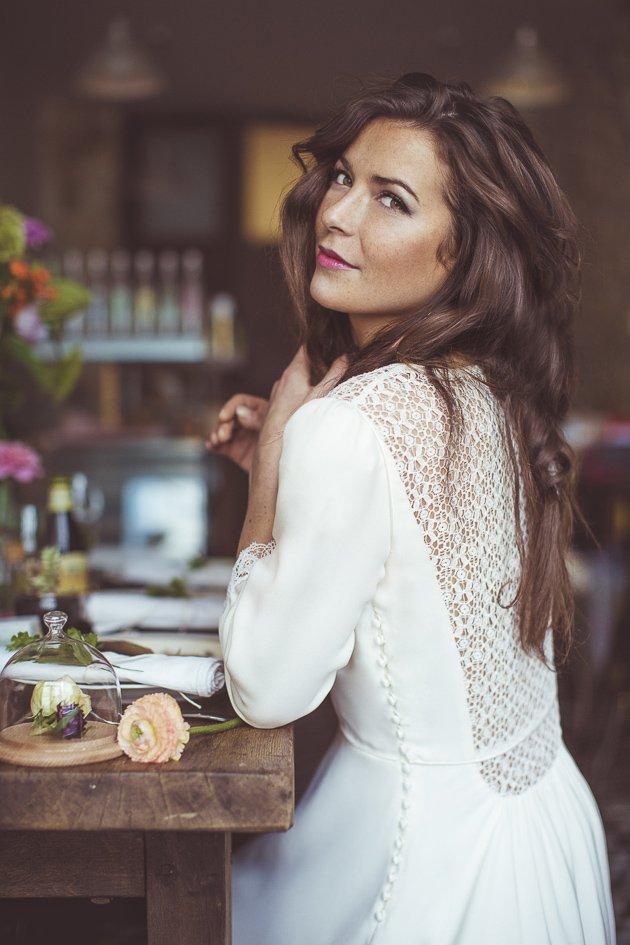 novia espalda crochet boho bride