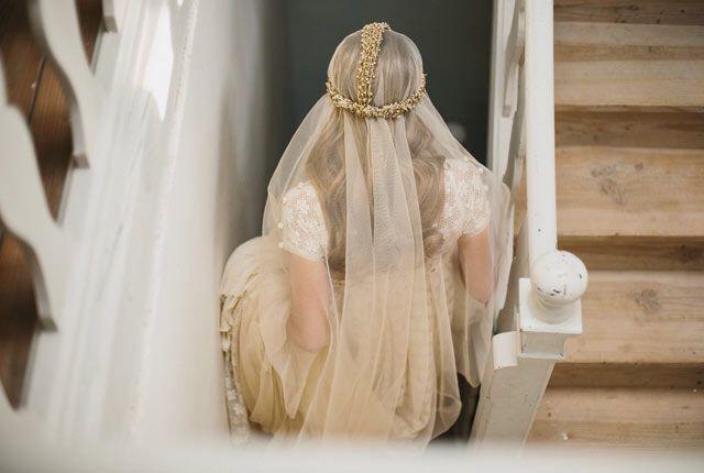 Novias con velos diferentes novias velos confesiones de - Como hacer una boda diferente ...