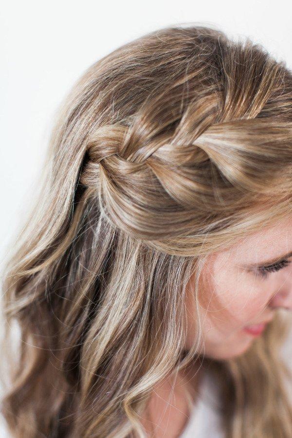 Adicci n por las trenzas peinados sin categor a for Trenza boda