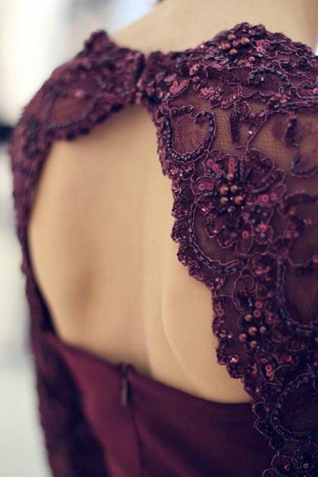 marsala pantone color bodas colour wedding ideas 15