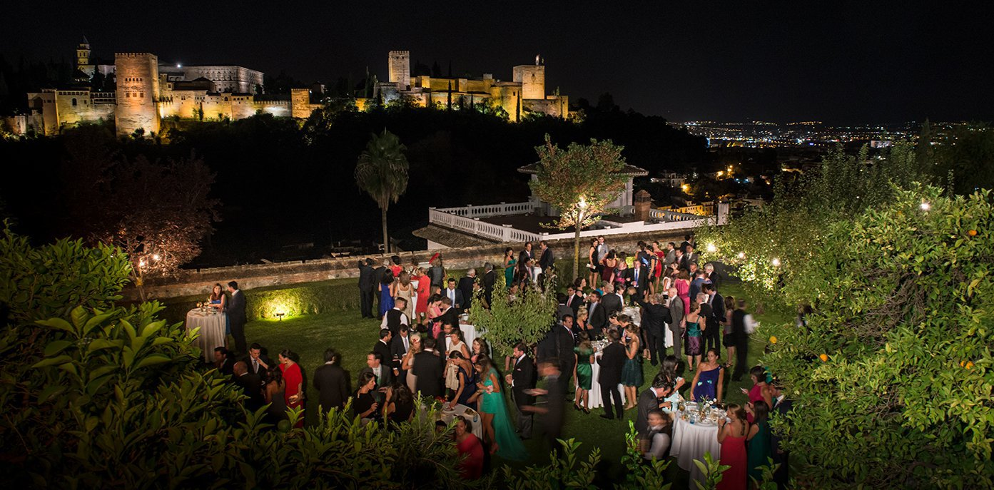 boda frente alhambra