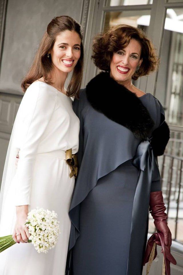Looks para madres y madrinas de boda Invitadas, Madres, Madrinas ...