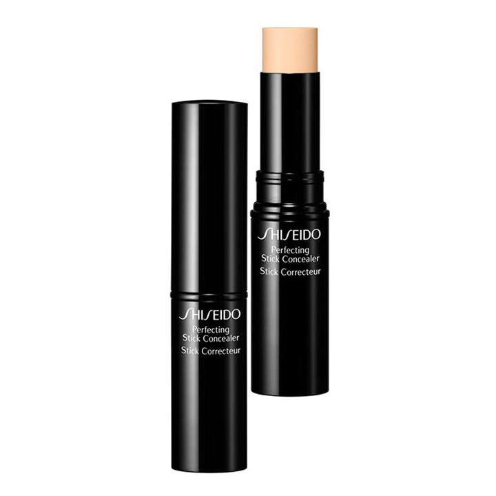 Perfecting Stick Concealer de Shiseido: maquillaje ojos grandes