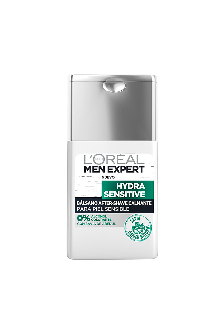cosmetica masculina aftershave loreal