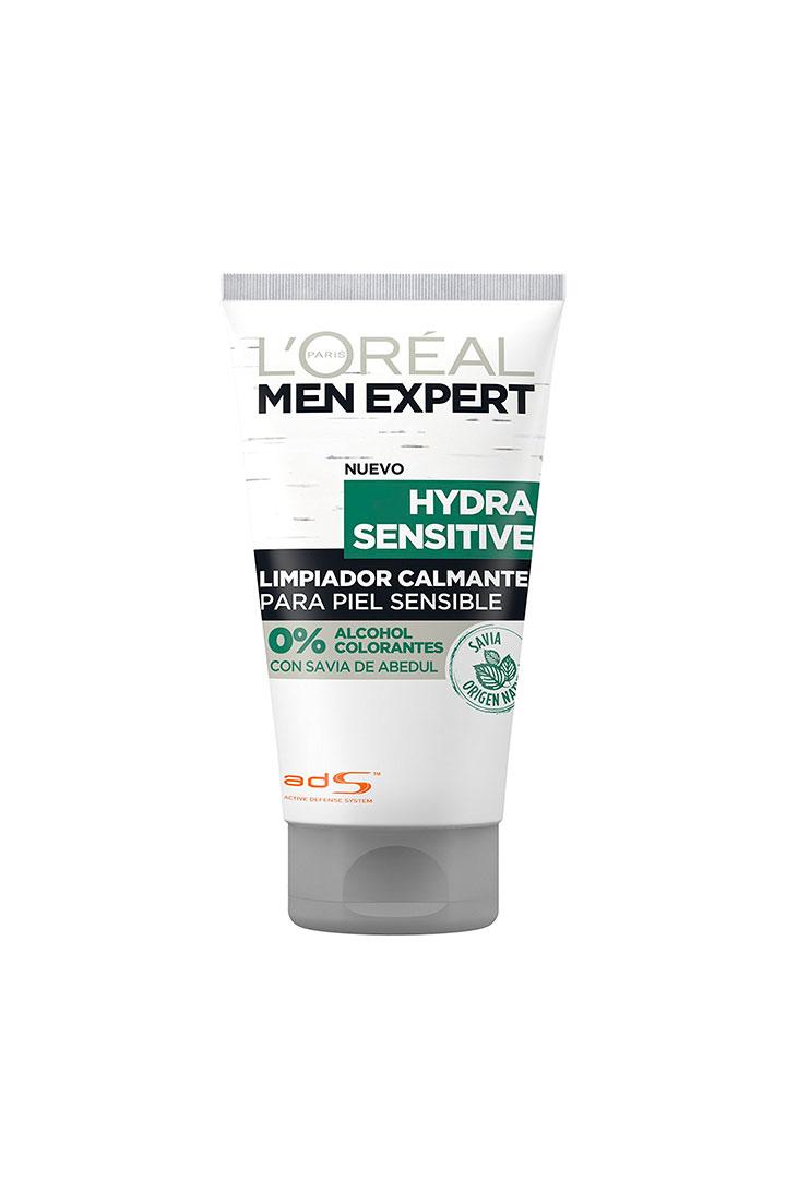 cosmetica masculina hydra sensitive loreal