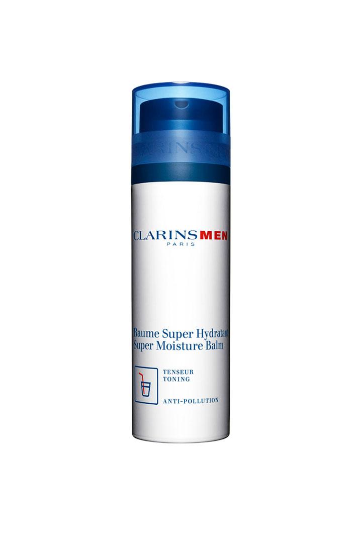 cosmetica masculina moisture balm clarins