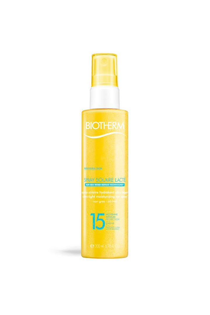 cosmetica masculina spray protector biotherm