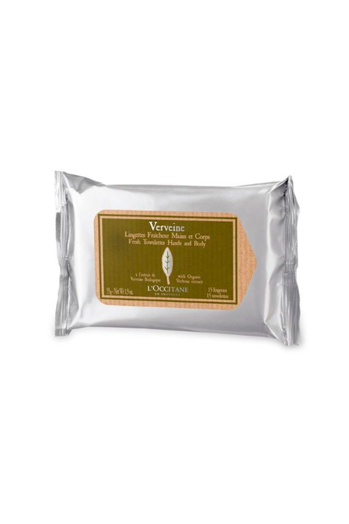 cosmetica masculina toallitas loccitane