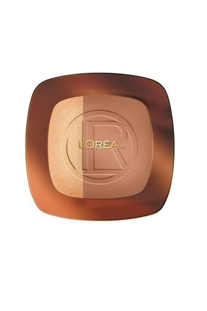 Paleta contouring de L'Oreal: Look Beauty Lovely Pepa