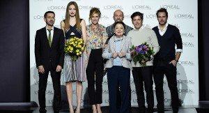 Premio L'Oréal a la mejor modelo de MBFWM
