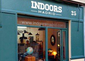 Indoors Madrid: la tienda de moda
