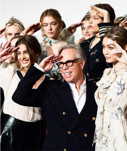 Tommy Hilfiger presenta TH Atlantic en la NYFW